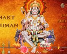 Bhakt Hanuman HD Photo