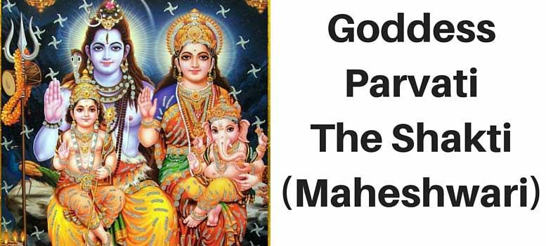 Goddess Parvati