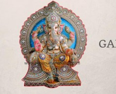 Lord Ganesha - The Ganapati and vinayaka