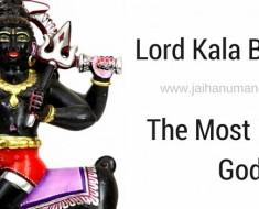 Lord Kala bhairava
