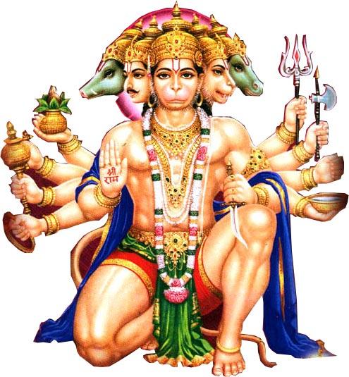Panchmukhi hanuman bajrangbali