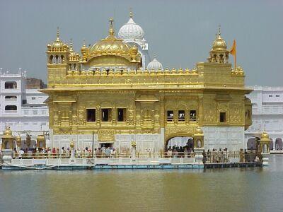 Harminder Sahib golden temple
