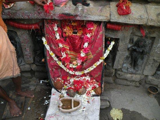 Chausatha Yogini Temple in Orissa