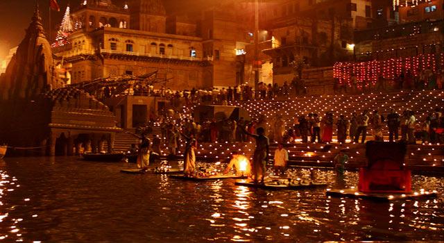 Diwali celebration in Northern India