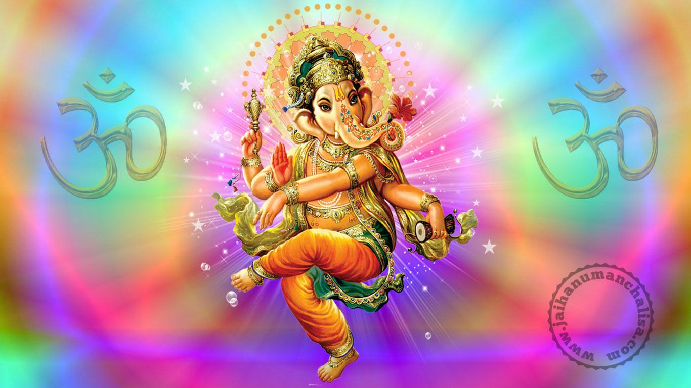 Shree Siddhivinayak HD Image Wallpaper For Desktop Free