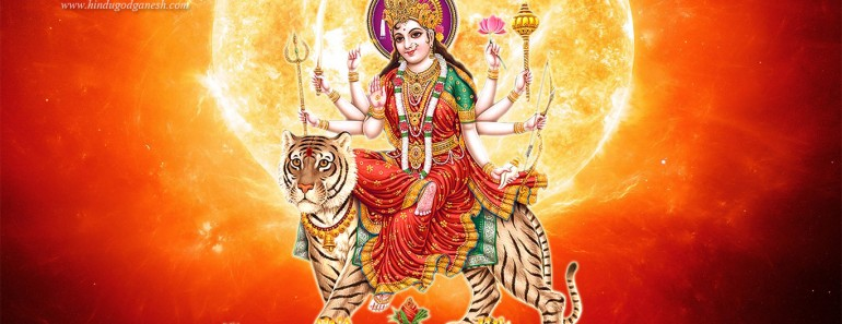 Durga Mata Beautiful images free download