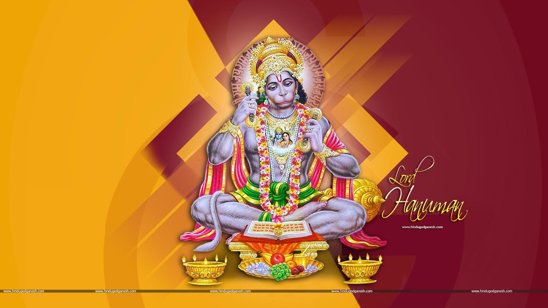 God hanuman HD photo & picture free download