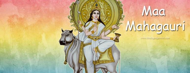 Maa Mahagauri images download
