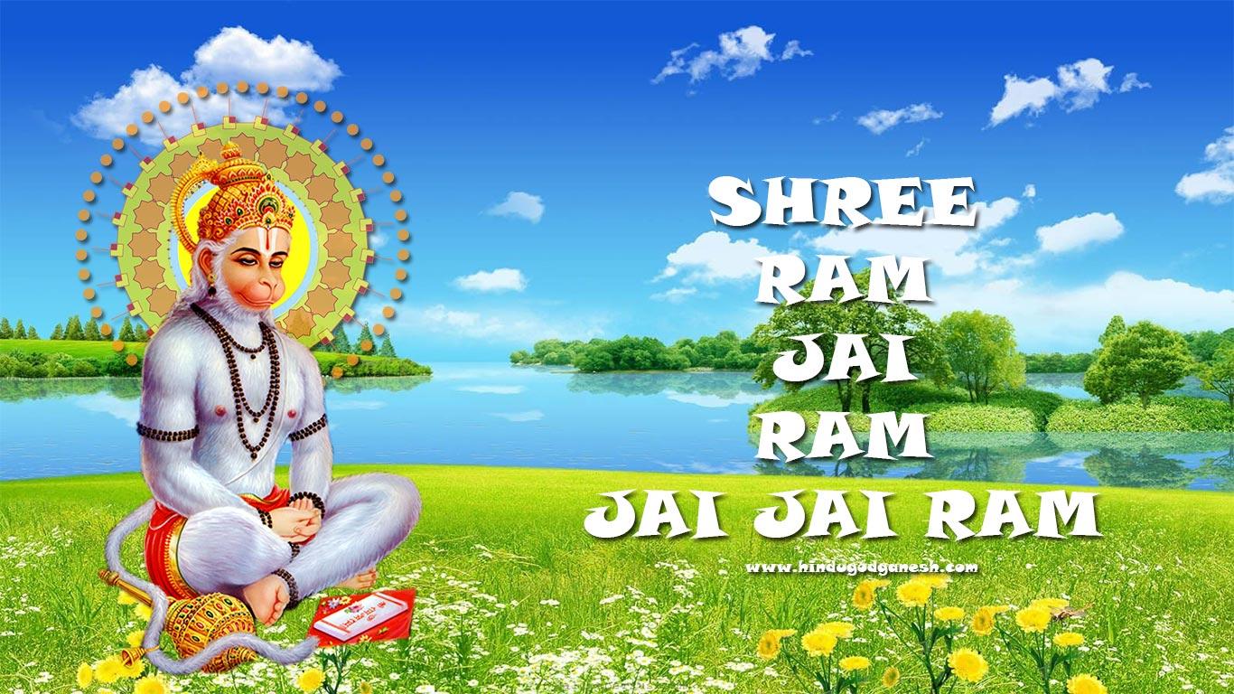 Shree Hanuman Ji HD Wallpaper Download For Desktop