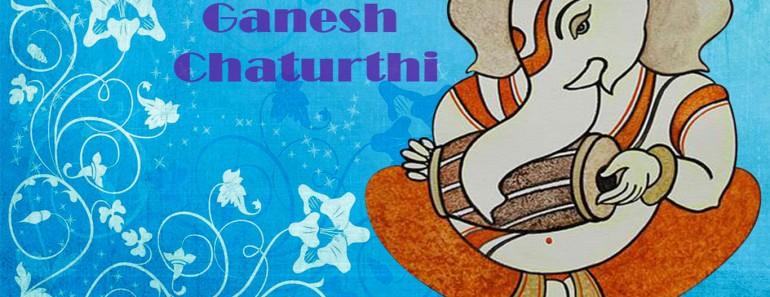 Happy ganesh chaturthi beautiful pic