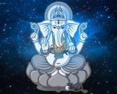 Pratham pujya ganesh hd photo