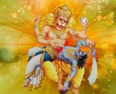 Lakshmi narasimha swamy images